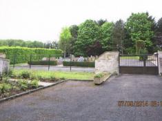 2 - parvis cimetière