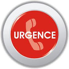 téléphone urgence