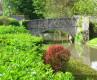 La rivière la Vaucouleurs      et son bras forcé le Moru