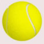 BALLE TENNIS 1
